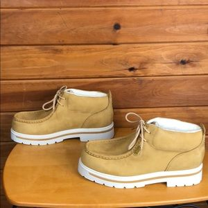 Lugz Shoes - Lugz 🔆 Men's Strutt Tan Leather Boots 10.5